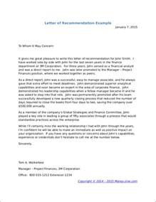 Recommendation Letter Doc 5 Tips To Writing Recommendation Letters That Work