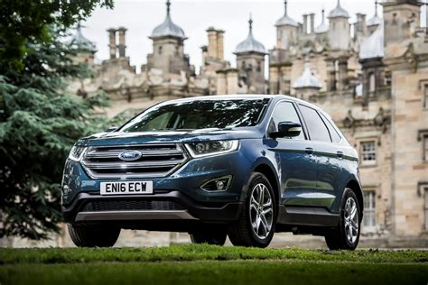 Electric Cars Nz Review Press Release Ford Edge To Join Ford New Zealand S Local
