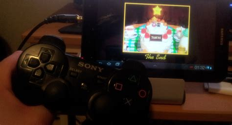 ps3 controller on android how to use a ps3 sixaxis controller with an android device root only pocketables