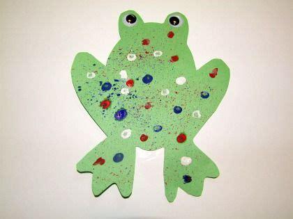 frog pattern for kindergarten preschool crafts for kids summer frog craft children s