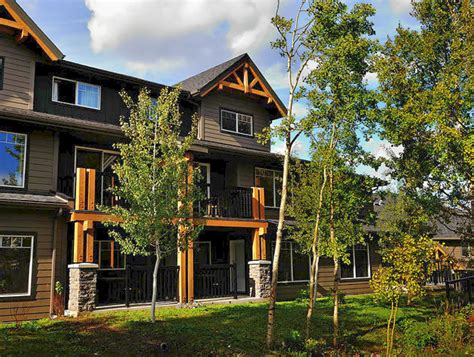 Canmore Accommodations Cabins by Copperstone Resort Canmore Hotel Canmore Alberta