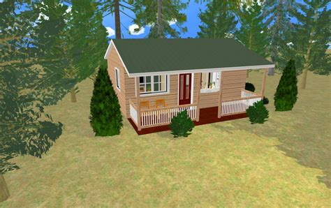 Small Two Bedroom House | 3d small 2 bedroom house plans small 2 bedroom floor plans