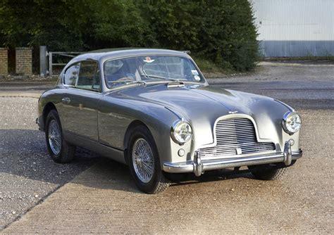 1955 Aston Martin 1955 aston martin db 2 4 coys of kensington