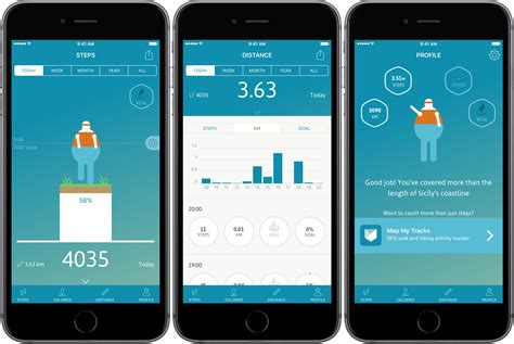 tracker app the best iphone apps for tracking steps