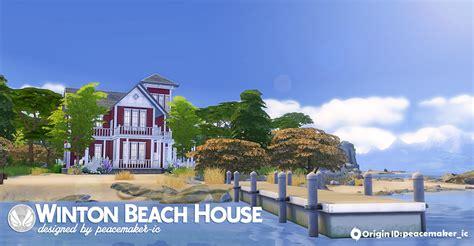 Kitchen Island Designs Plans Simsational Designs Winton Beach House