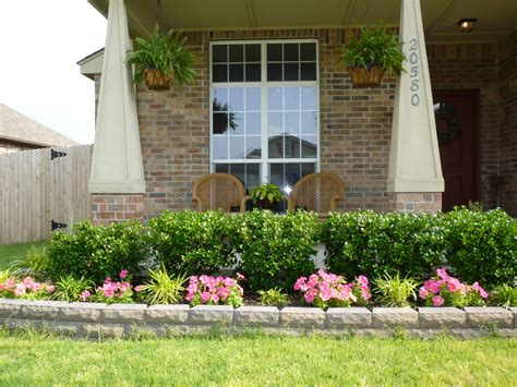 Front Porch Garden Ideas Front Porch Landscaping
