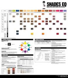 redken shades eq gloss color chart redken shades charts and redken shades eq on