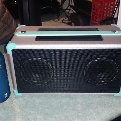 Speaker Portable Piknik picnic speaker bluetooth speaker 10 kmart sunnybank brisbane ozbargain