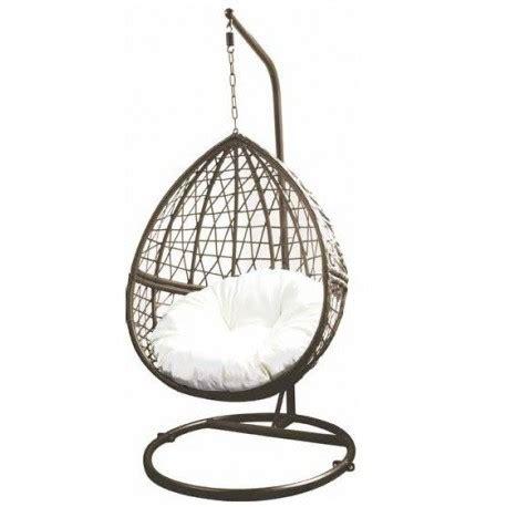 poltrona sospesa poltrona a dondolo sospesa per giardino 85x60195 cm
