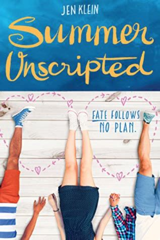 Book Review Up And By Klein by Book Review Summer Unscripted By Jen Klein Wanders
