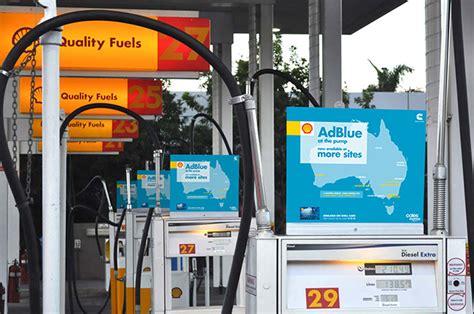 shell partner  cummins  double adblue locations diesel news