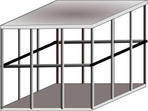 Green Hutch Metal Cage Clip Art Free Vector 4vector