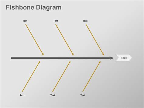Editable Fishbone Diagram Template Fishbone Diagram Editable Powerpoint Template
