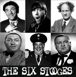 Three Stooges: The Six Stooges   Sitcoms Online Photo Galleries