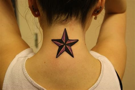 star tattoo on neck meaning top 100 best tattoo designs for girls and women