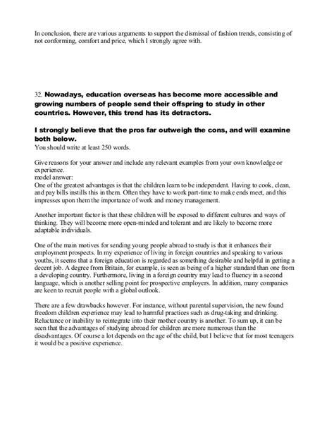 Sports Essay Ielts by Sle Ielts Writing Task 2
