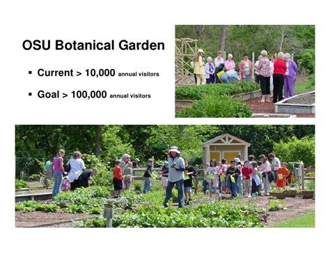 Osu Botanical Garden Sensory Gardens Oklahoma State Botanic Gardens