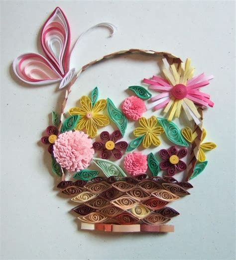 quilling basket tutorial 78 images about quilling on pinterest quilling