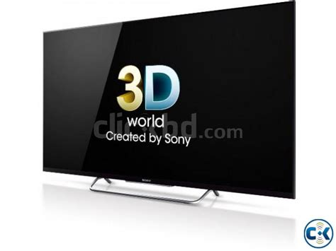 Tv Led Sony 50 Inch 50 inch sony bravia w800 3d hd led tv clickbd