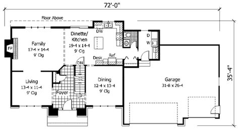 2300 square feet 3 bedrooms 4 189 batrooms 2 parking space european style house plan 4 beds 2 50 baths 2300 sq ft