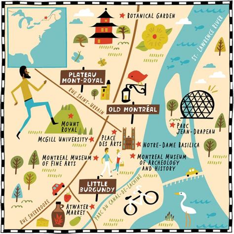 map canada montreal 25 best ideas about montreal on montreal