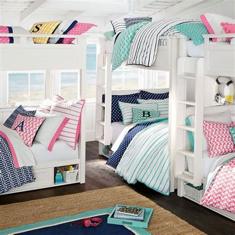 pb bunk beds hton bunk bed pbteen