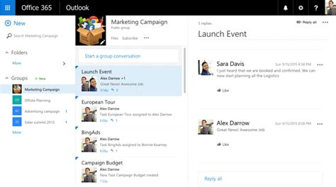 Office 365 Outlook We Re Getting Things Ready Introducing Office 365 Planner Office Blogs