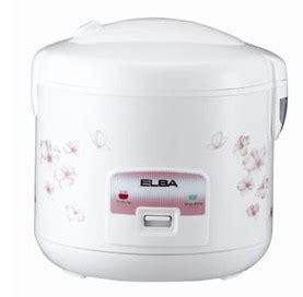 Rice Cooker Elba elba erc 1826 home appliances rice cooker