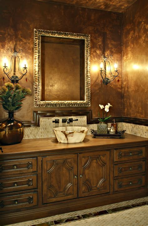 Luxury Powder Room Vanities Incredible Metal Vanity Tray Decorating Ideas Gallery In