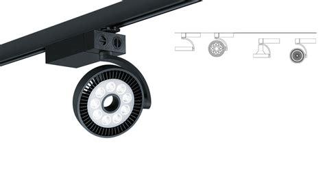 led len dimmen unmistakable discus spotlight system zumtobel