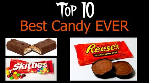 top 10 best candy bars top 10 best halloween candy ever youtube