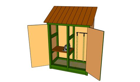 garden tool shed plans  garden plans   build