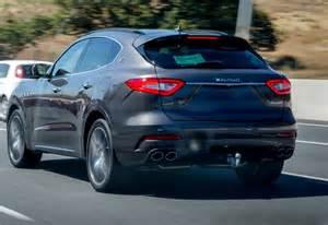Maserati South Africa We Drive Maserati S Levante In Sa Luxury R1 65 Million