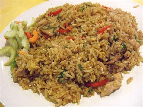 cara membuat nasi goreng file nasi goreng chinese style jpg wikimedia commons