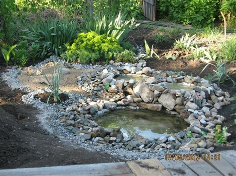 backyard ponds diy wonderful diy garden ponds from old tires
