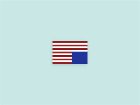 house of cards meaning upside down american flag meaning house of cards