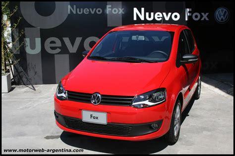 hoy fox vw presentaci 243 n en argentina nuevo vw fox