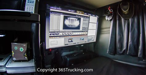 trucks tv tv mount for freightliner cascadia go4carz com