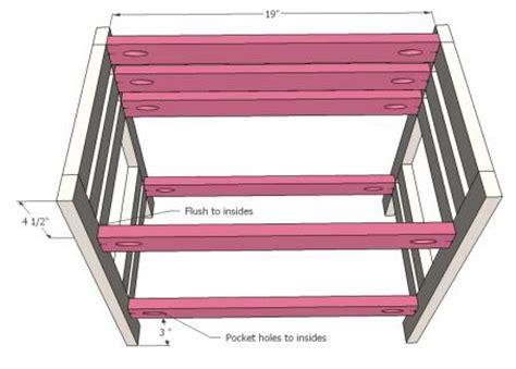 american girl bunk bed plans bed plans diy blueprints