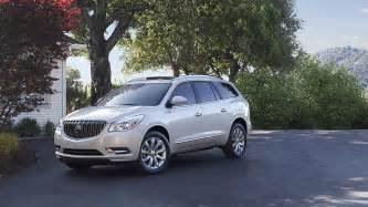 Buick Luxury Suv 2017 Buick Enclave Mid Size Luxury Suv Buick
