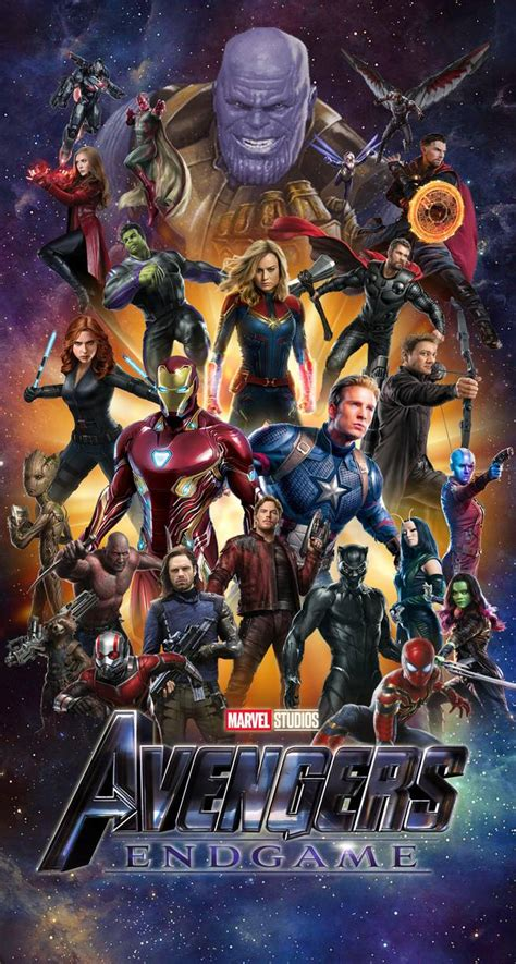 avengers endgame iphone wallpaper hd  joshuapenalba
