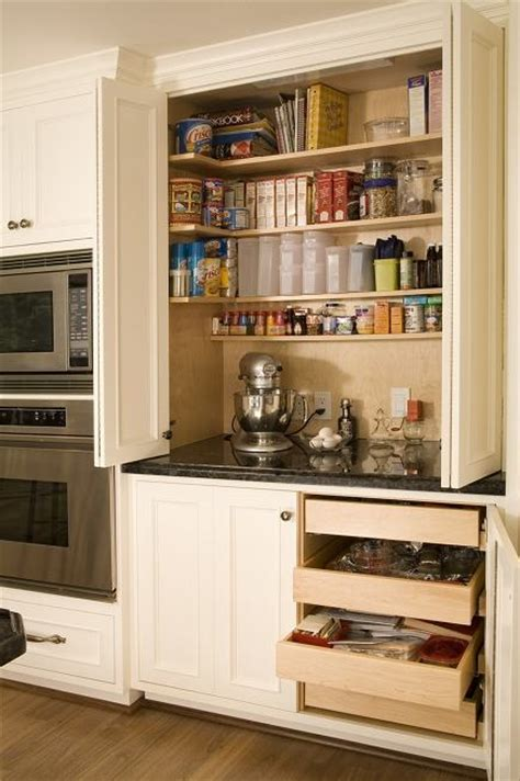 kitchen cabinet supply store 47 cool kitchen pantry design ideas shelterness