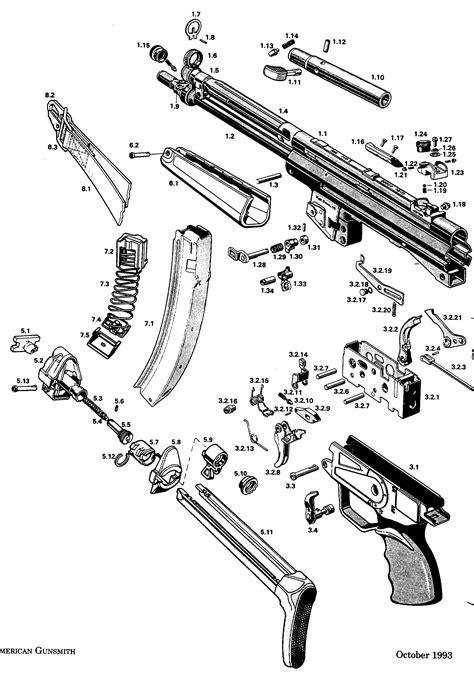 mp5 diagram mp5 schematic magnatones vesselyn