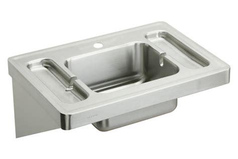 elkay wash sink elkay wall sink handwash scrub stainless steel