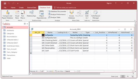 Office Access by Microsoft Access