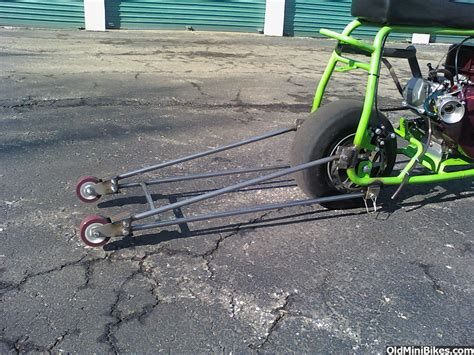 doodlebug wheelie db 30 fold up drag bars