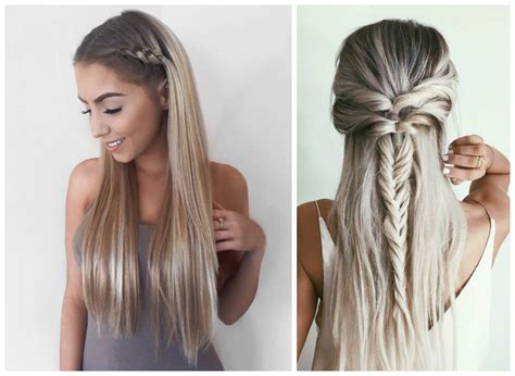 Hairstyles For Easy Back To School by Easy Back To School Hairstyles Zala Clip In Hair Extensions