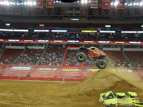 jam section monster jam at pnc arena seating guide rateyourseats com