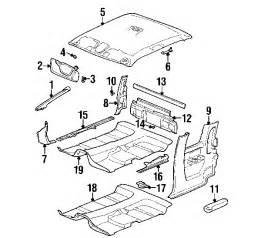 Buick Parts Diagrams Parts 174 Gmc Pnl Hdlng Partnumber 15909546