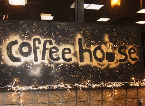 coffee house music online coffee house charles p allen high school